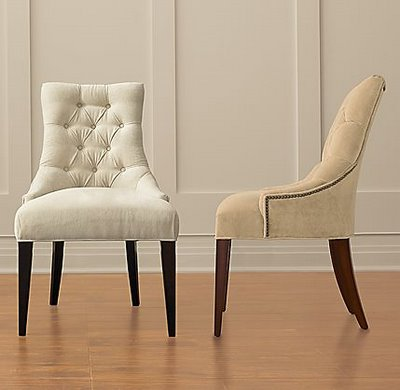 is segment of fabric dining chairs an essential piece of furniture