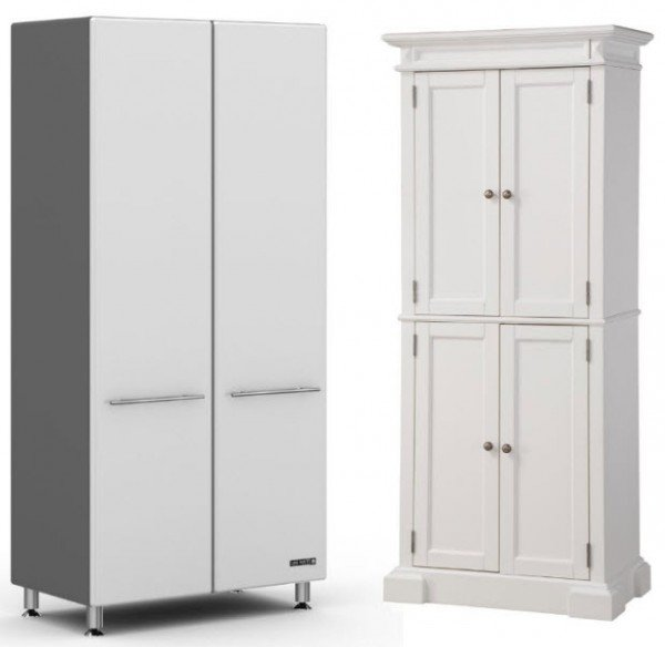 White Cabinets With Storage Doors ~ White storage cabinet with doors home furniture design