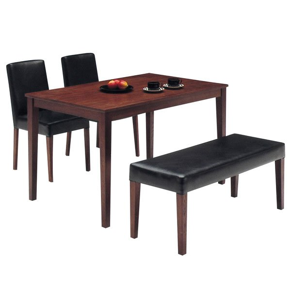 4 piece dining room set home furniture design