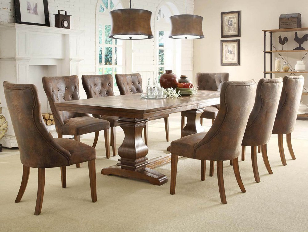 9 piece dining room table sets | 9 Piece Dining Room Table Sets - Home Furniture Design