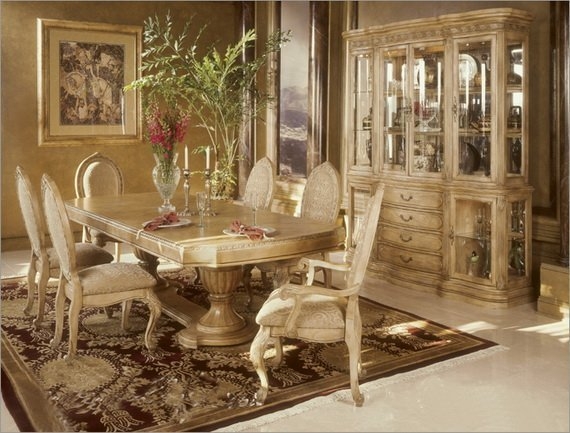Aico furniture dining room sets home furniture design for Dining room furniture designs