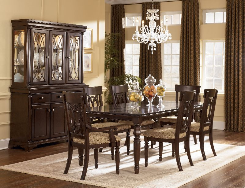 ashley furniture dining room sets prices home furniture design. Black Bedroom Furniture Sets. Home Design Ideas