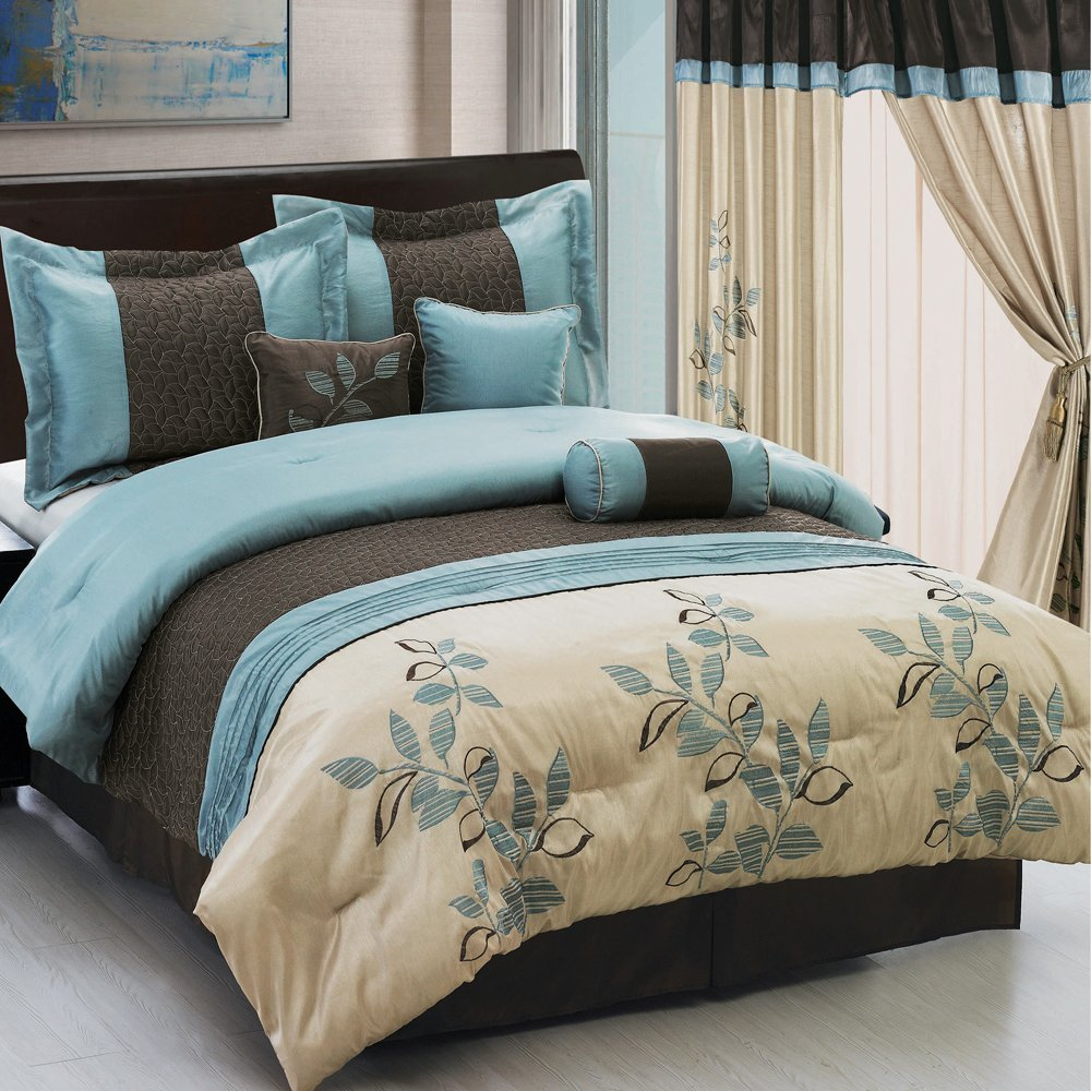 Bed In A Bag Queen Comforter Sets Home Furniture Design
