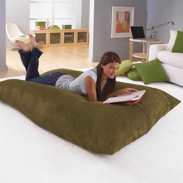 Big Cushions For Floor - Home Furniture Design