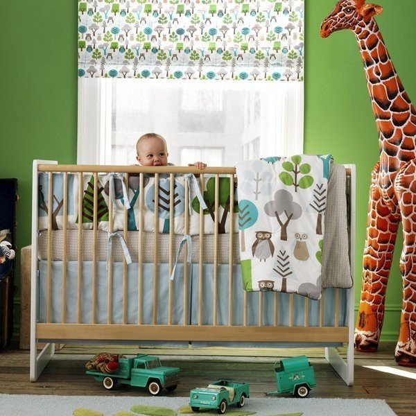 Black And White Baby Bedding Crib Sets Home Furniture Design