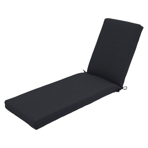 black chaise lounge cushions home furniture design