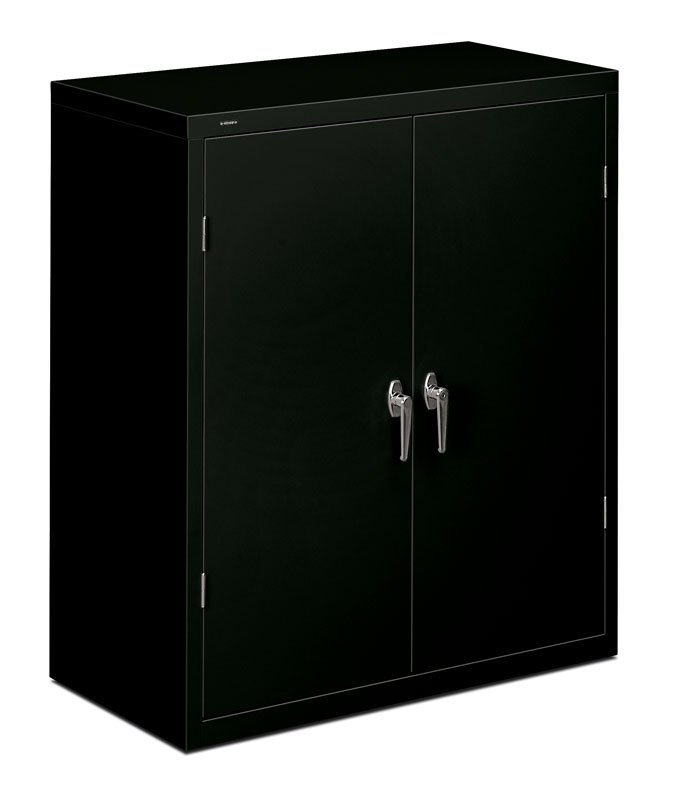 Black Metal Cabinet Home Furniture Design