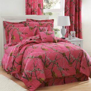Camo Baby Bed Set