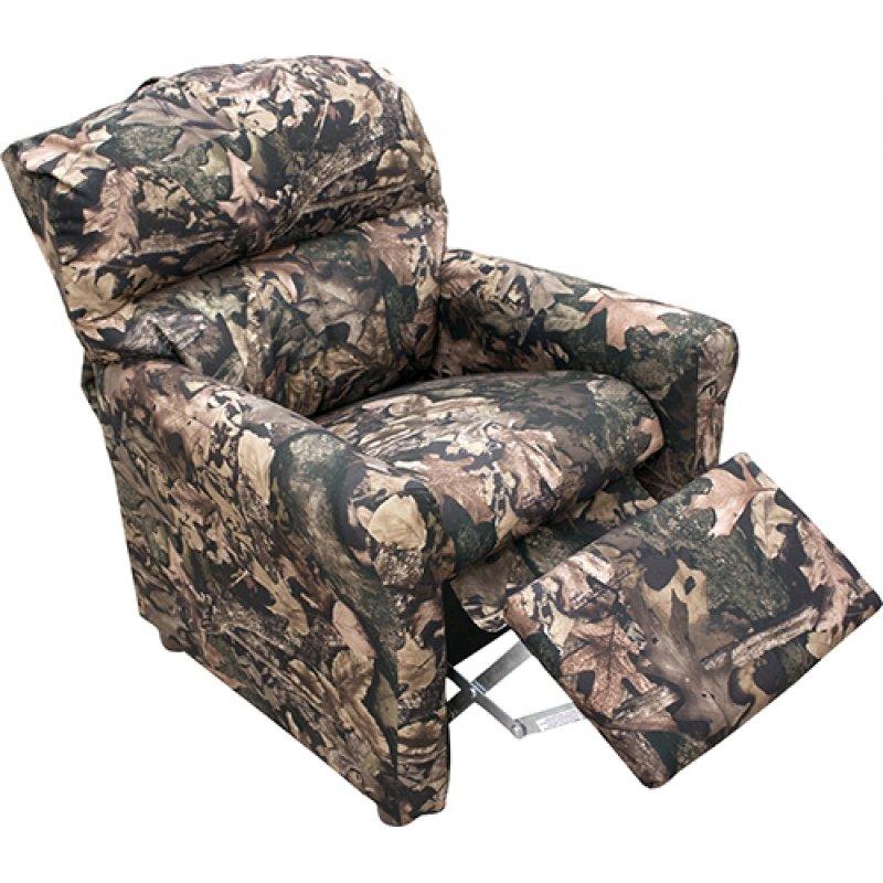 Camo Recliner Slipcover Home Furniture Design