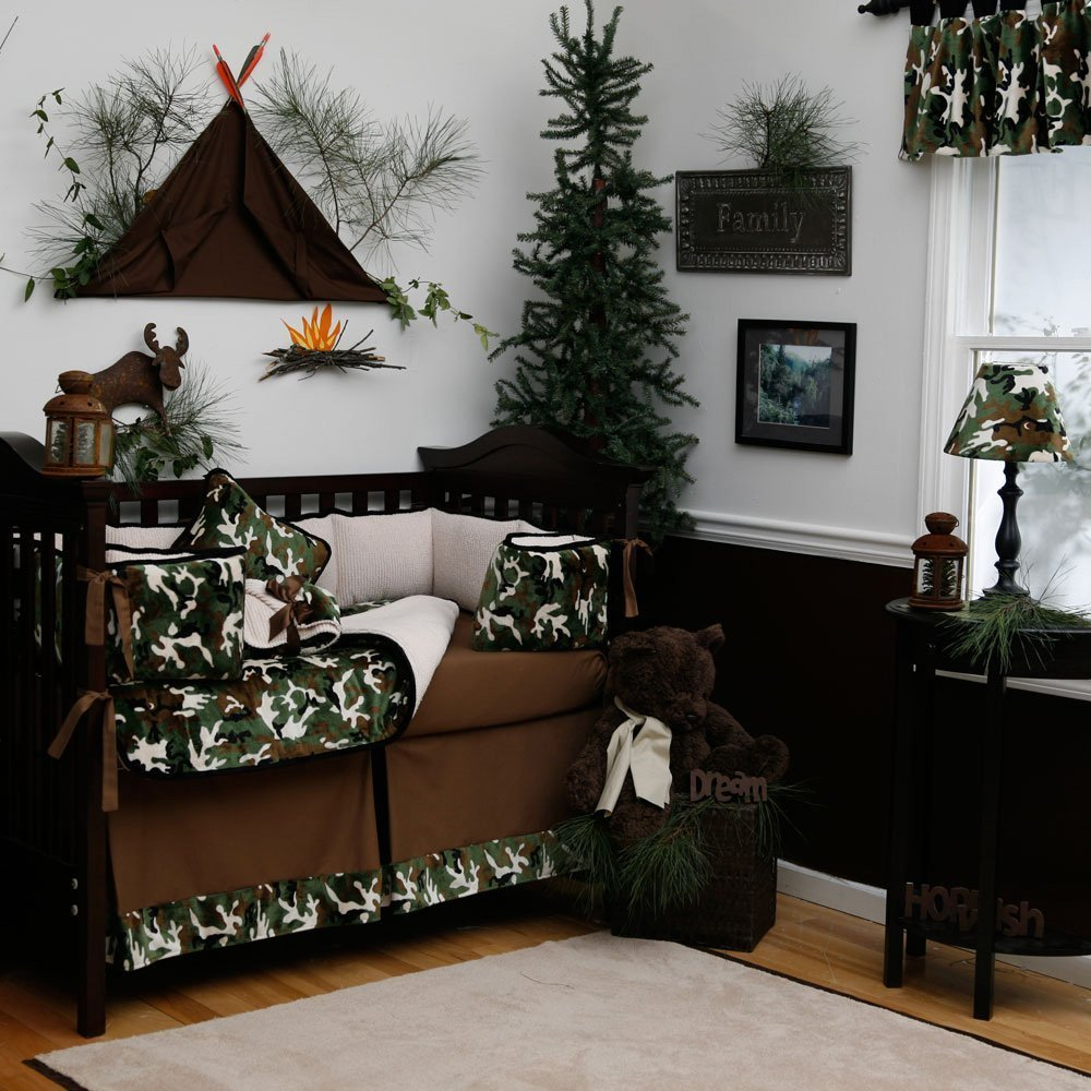 Camouflage Twin Bedding Set Home Furniture Design