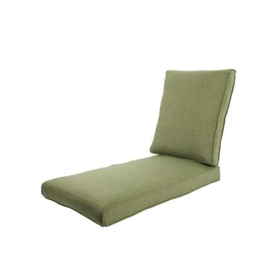 Chaise lounge outdoor replacement cushions home for Best chaise lounge cushions