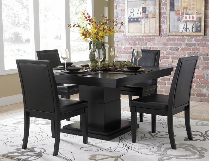 discount dining room furniture sets | Cheap 5 Piece Dining Room Sets - Home Furniture Design