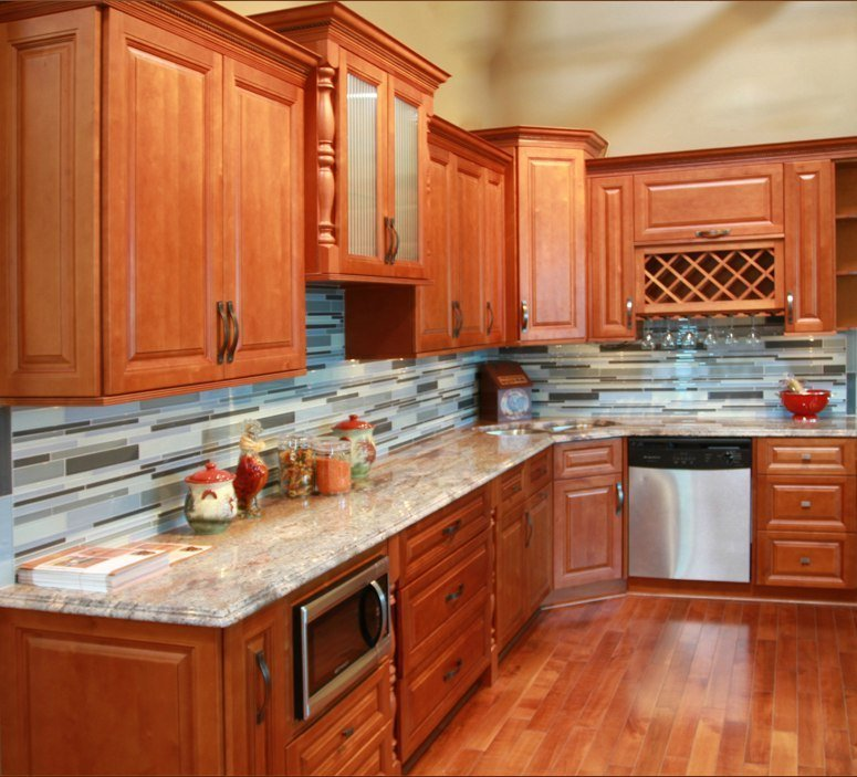 Cheapest kitchen cabinets for Cheaper kitchen cabinets