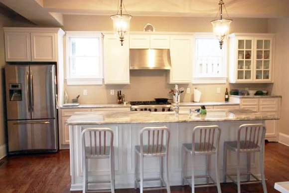 Cheap kitchen cabinets and countertops home furniture design for Affordable kitchen cabinets