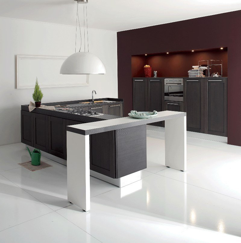 Furniture Kitchen Cabinets: Cheap Modern Kitchen Cabinets