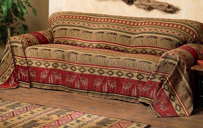 Couch cover ideas home furniture design for Luxurious sofa cover change ideas