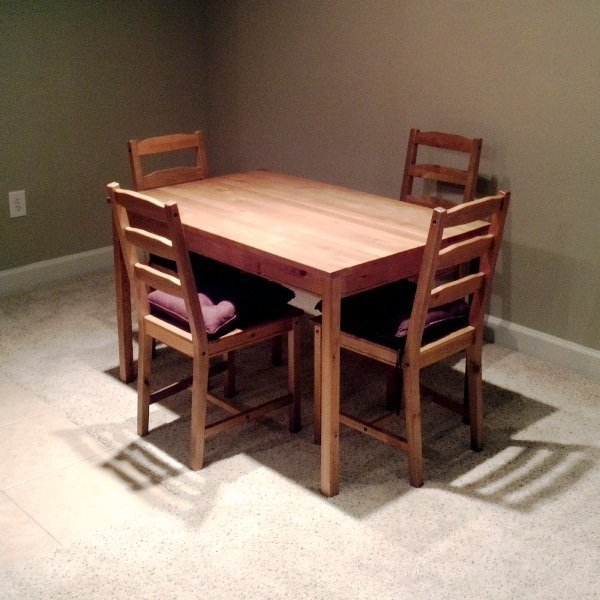 Dining room sets craigslist