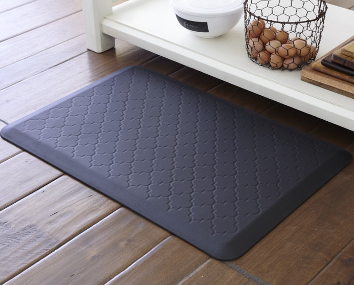 Cushioned kitchen floor mats home furniture design for Cushion floor tiles kitchen