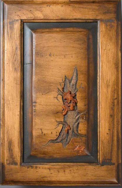 Custom Wood Cabinet Doors Home Furniture Design