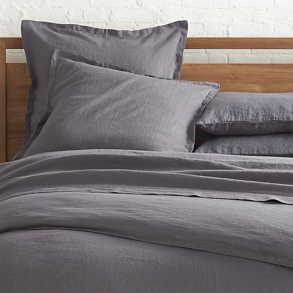 Dark Grey Duvet Cover Queen Home Furniture Design