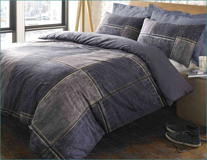 Denim Duvet Cover King Home Furniture Design