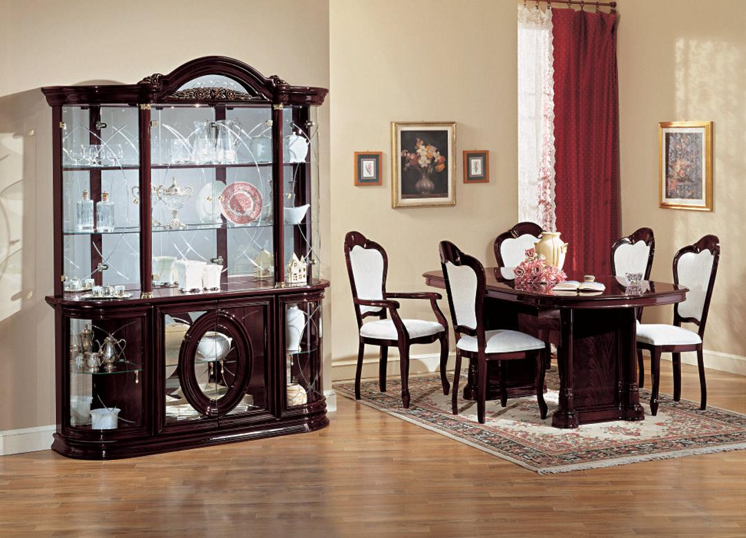 Dining room sets quick guide home furniture design for Italian dining room sets