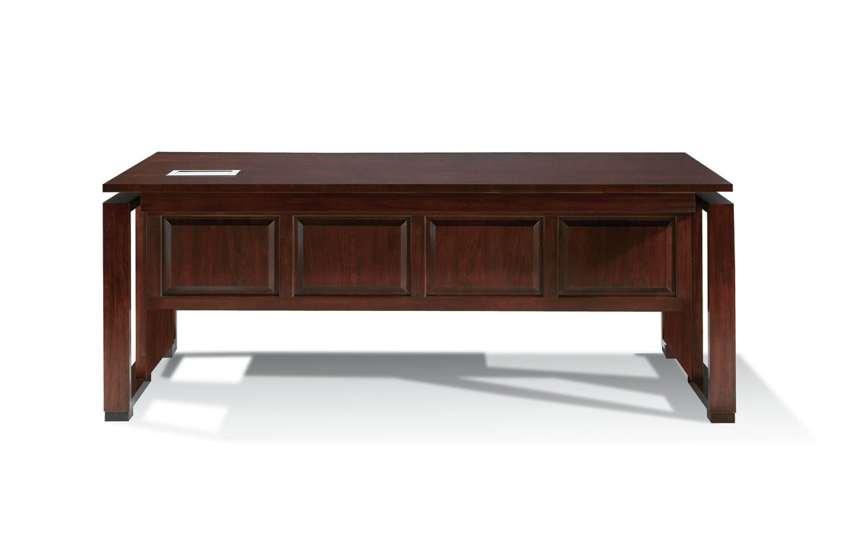 Executive Desk Efficient Office Companion Home
