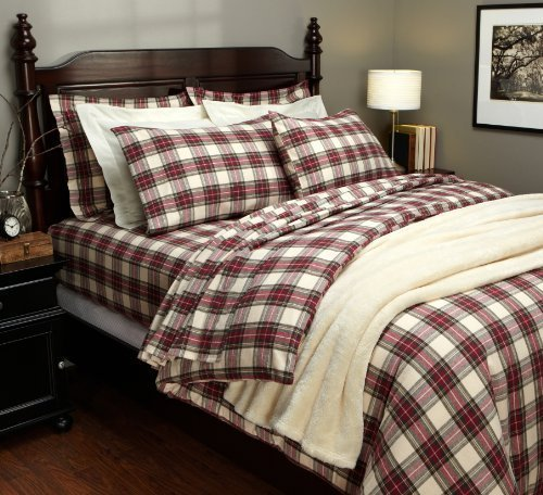 Flannel Duvet Cover Queen Home Furniture Design