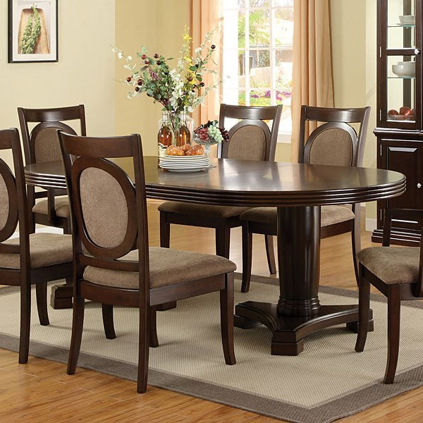 formal dining room sets for 8 home furniture design. Black Bedroom Furniture Sets. Home Design Ideas
