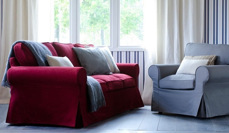 Ikea Ektorp Sofa Slipcover Home Furniture Design