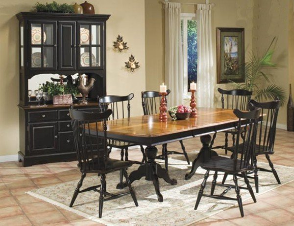 Home furniture jcpenney dining room hgtv home decor for Dining room jcpenney