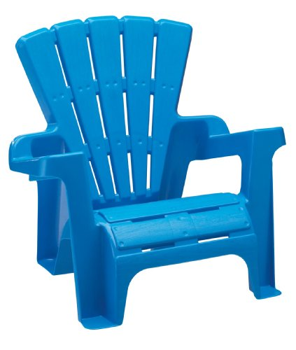 Kids plastic adirondack chair home furniture design for Small chair for kid