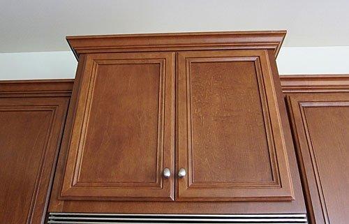 Kitchen Cabinet Molding Trim Ideas