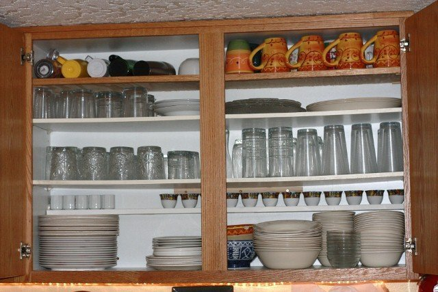 Kitchen cabinet organizing ideas home furniture design for Ideas organizing kitchen cabinets