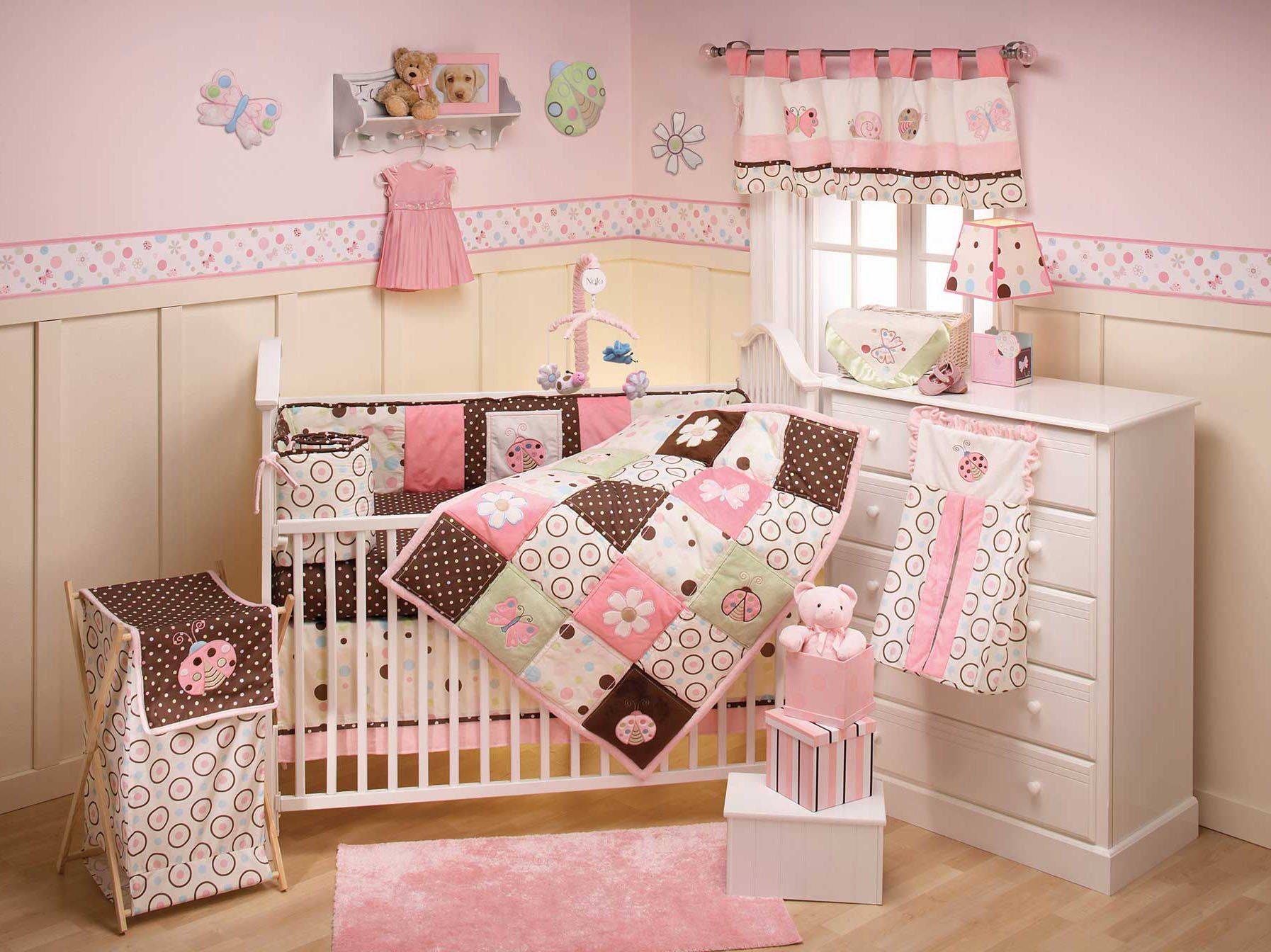 Ladybug Bedding Sets For Babies