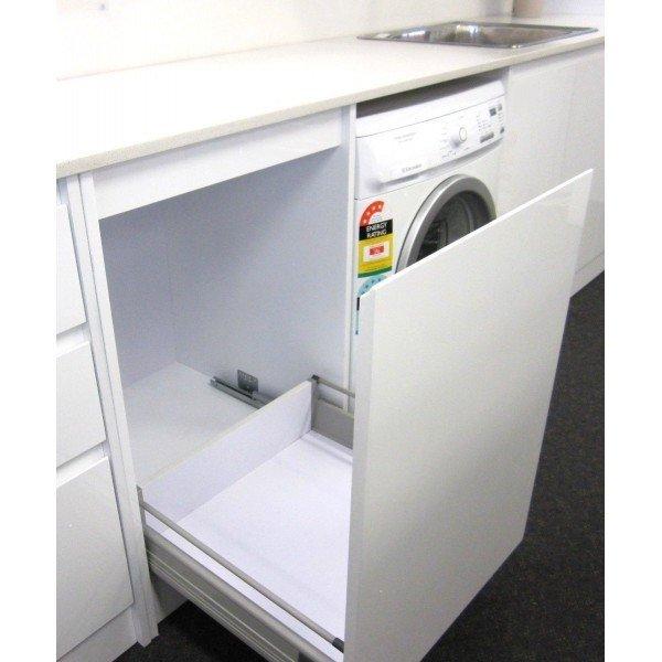Laundry Basket Cabinet Home Furniture Design
