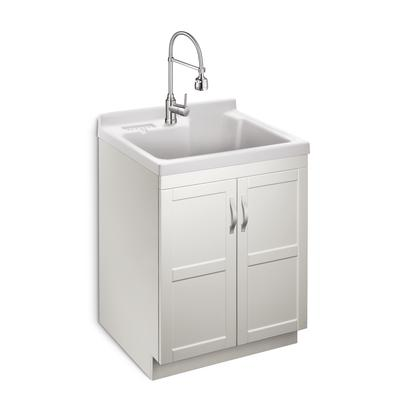 Laundry Sink With Cabinet Home Furniture Design