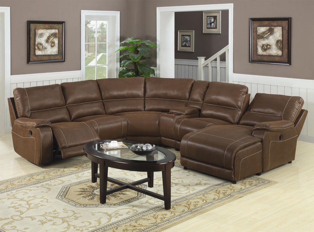 Leather sectional sofa with chaise home furniture design Loveseat chaise sectional