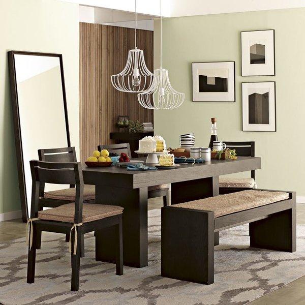 Light wood dining room sets home furniture design for Dining room tables light wood