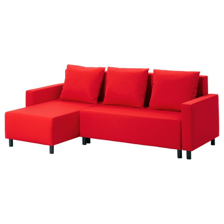 Lugnvik sofa bed with chaise lounge home furniture design for Sectional sofa bed with chaise lounge
