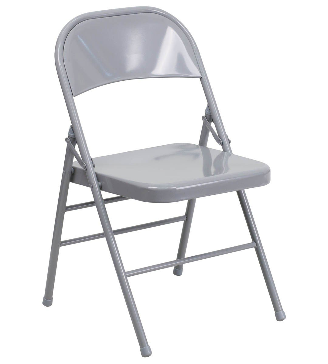 Easy way to sit and relax with metal folding chairs home for Sitting easy chairs