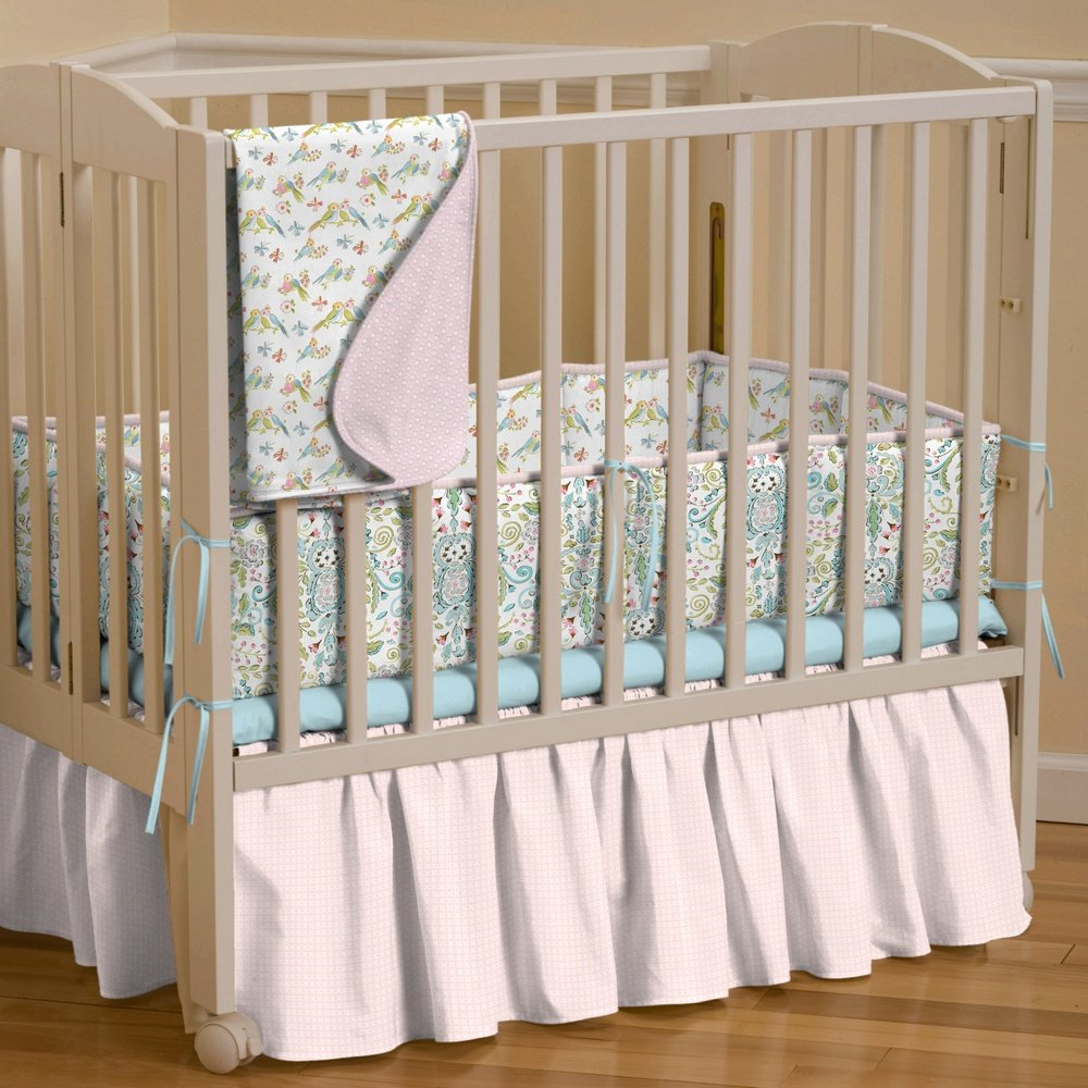 Mini Crib Bedding Sets Home Furniture Design