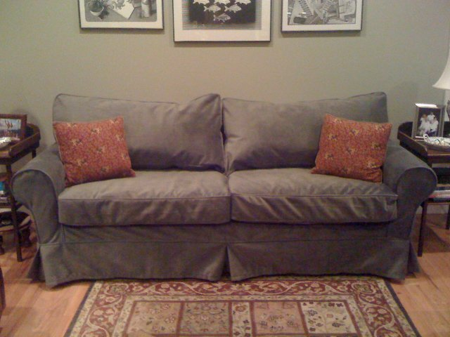 Mitchell Gold Slipcovers Home Furniture Design