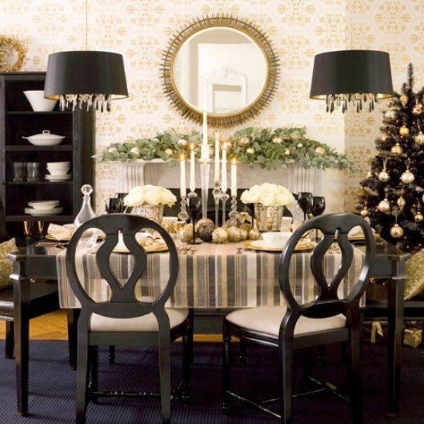 Modern formal dining room sets home furniture design for Formal modern dining room sets