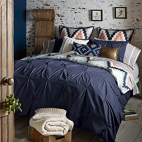 Blue cover duvet navy - results from brands Ambesonne, Superior, Nautica, products like Ink + Ivy Oliver Duvet Cover Set II Size: Twin, Elite Systems T Regent Stripe Navy Twin Duvet Set, Daniadown D6 Sicily Double Queen Duvet Cover Set, Duvet Covers.