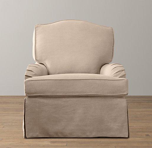Nursery Glider Slipcover Home Furniture Design