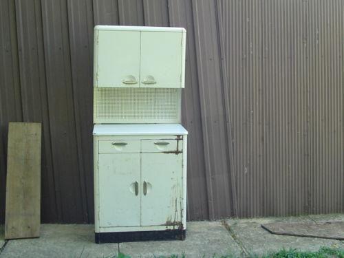 Old Metal Cabinets Home Furniture Design