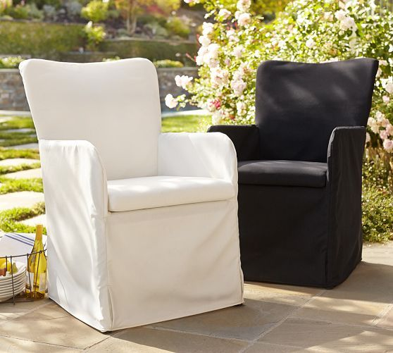 Outdoor Chair Slipcovers Home Furniture Design