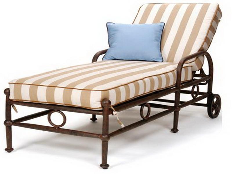 Patio Chaise Lounge Cushions