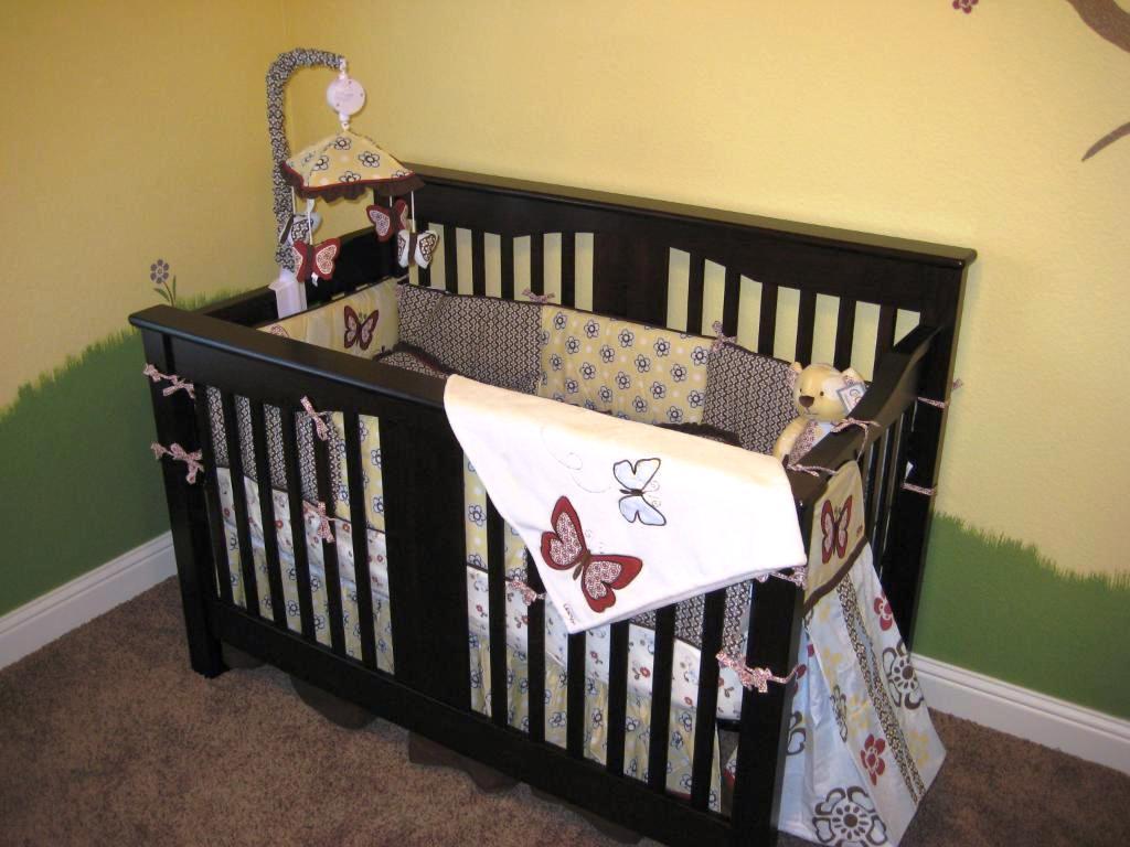 porta crib bedding sets home furniture design. Black Bedroom Furniture Sets. Home Design Ideas